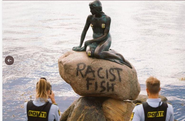 fish is racist